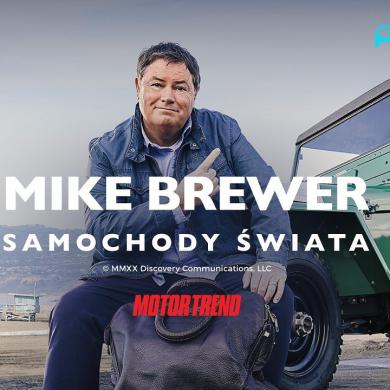 """""""Mike Brewer. Samochody świata"""" nowością w kolekcji MotorTrend w Playerze"""