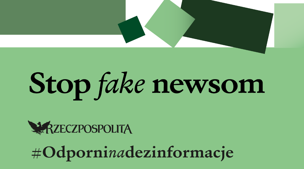 Stop fake newsom
