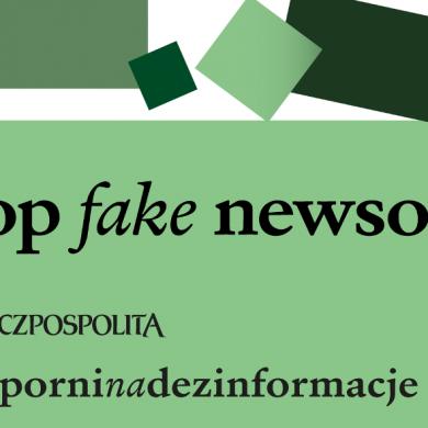 """Rusza druga odsłona kampanii dziennika Rzeczpospolita """"Odporni na dezinformację"""""""