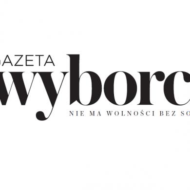 Logotyp Gazety Wyborczej