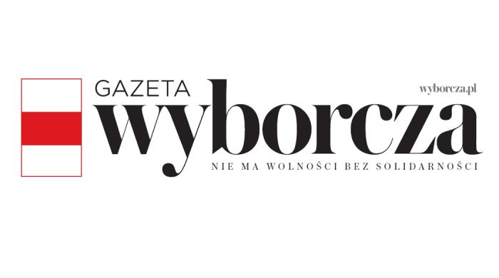 Gazeta Wyborcza i Wyborcza.pl zmieniły logotyp na biało-czerwono-biały