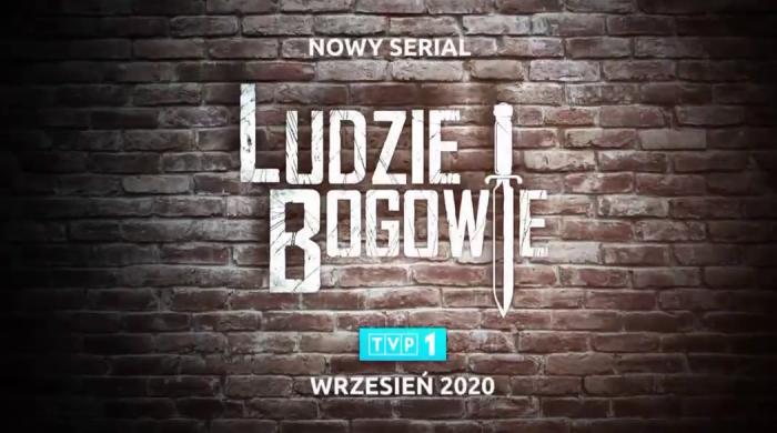 """Serial historyczny """"Ludzie i bogowie"""" od września w TVP 1"""