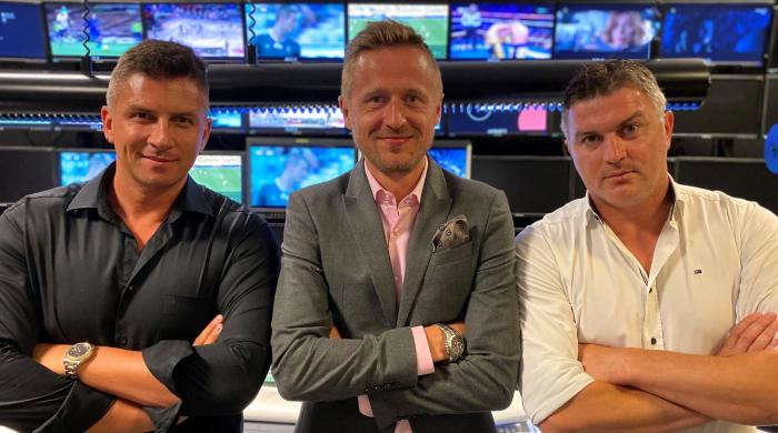 Mateusz Borek i Michał Żewłakow dołączają do redakcji sportowej Canal+