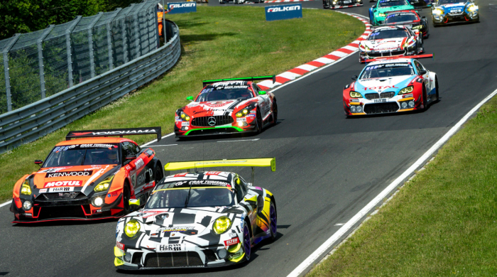 24-godzinny wyścig Nurburgring na żywo w Motowizji