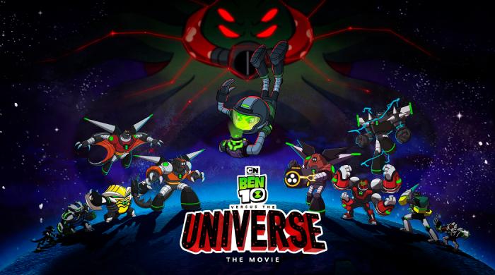 """Premiera """"Ben 10 kontra wszechświat: Film"""" w październiku na Cartoon Network"""