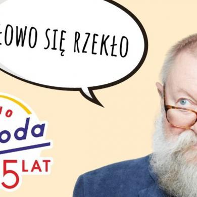 Felieton prof. Jerzego Bralczyka jesienią w Radiu Pogoda
