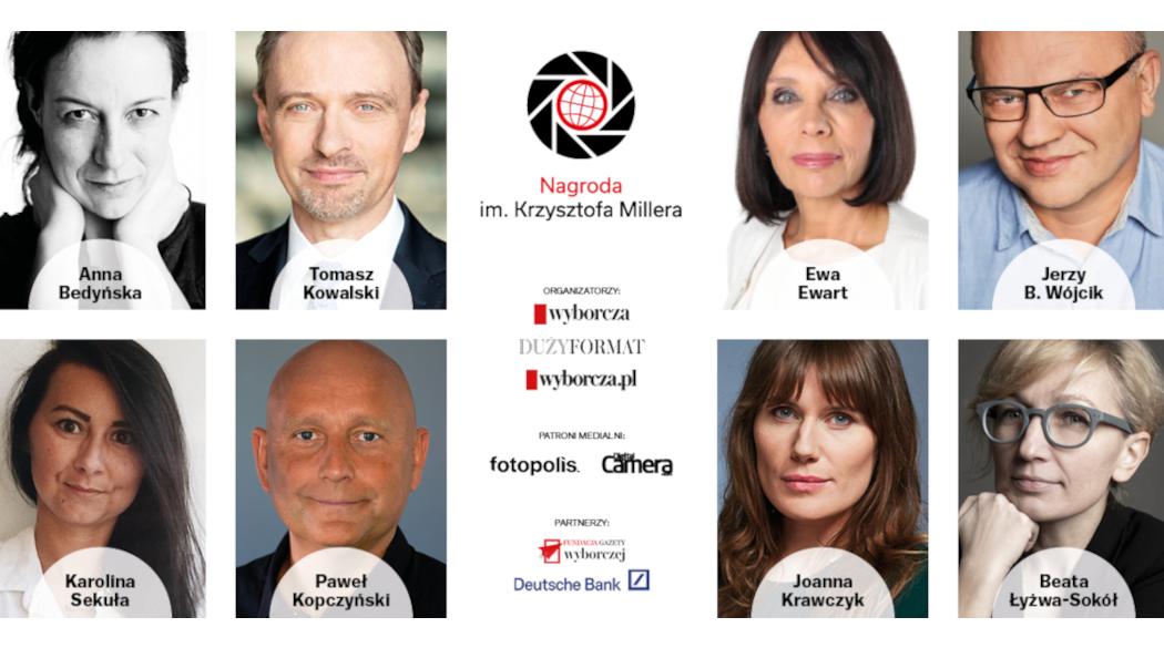 Jury 3. edycji Konkursu im. Krzysztofa Millera