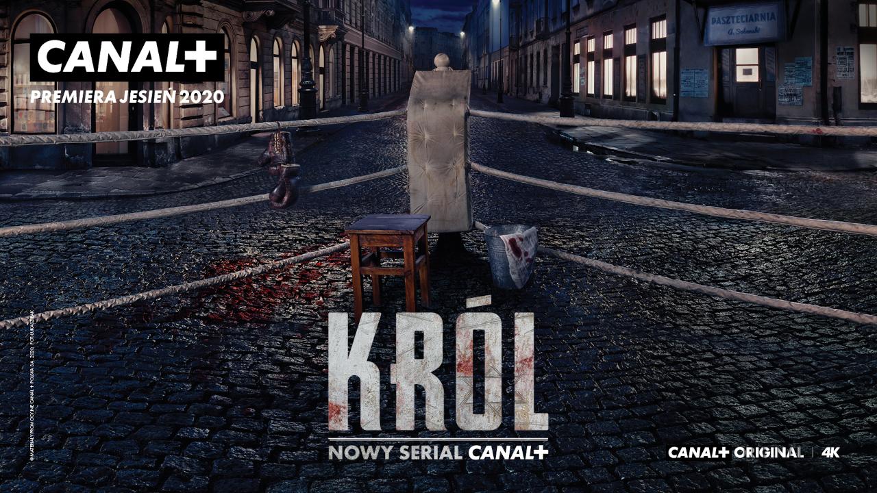 """""""Król"""" w reżyserii Jana P. Matuszyńskiego od 6 listopada w Canal+ Premium"""