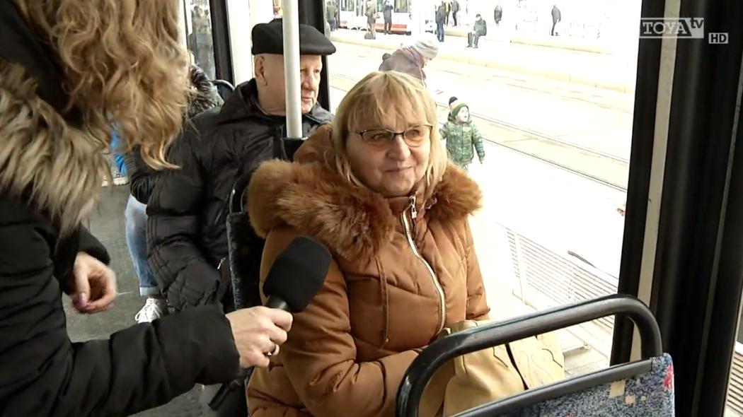 Podsłuchane w tramwaju