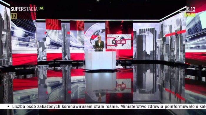 Chojnowska, Nosel i Strycharczuk dołączyli do redakcji Superstacji. Zmiana formuły serwisów informacyjnych