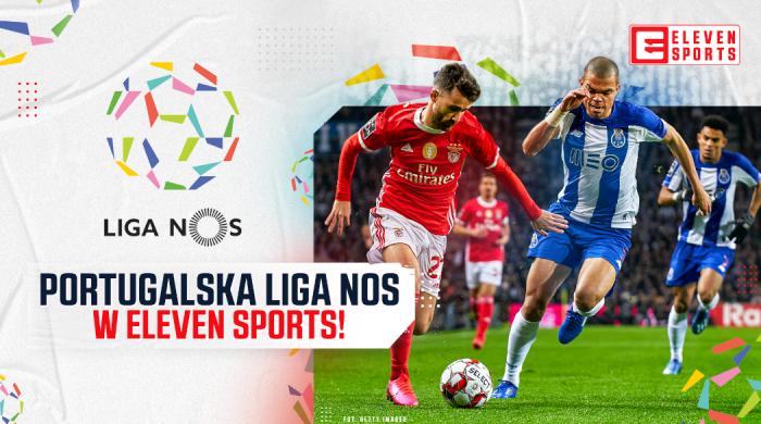 Liga portugalska przez trzy sezony w Eleven Sports