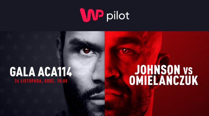 Gala europejskiej organizacji MMA – ACA 114 w WP Pilot