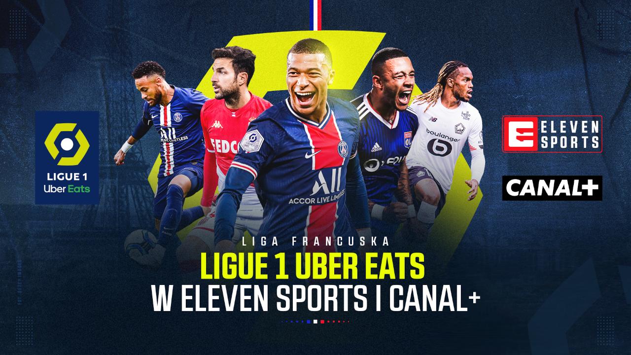 Francuska liga piłkarska Ligue 1 przez najbliższe cztery sezony w Eleven Sports i Canal+
