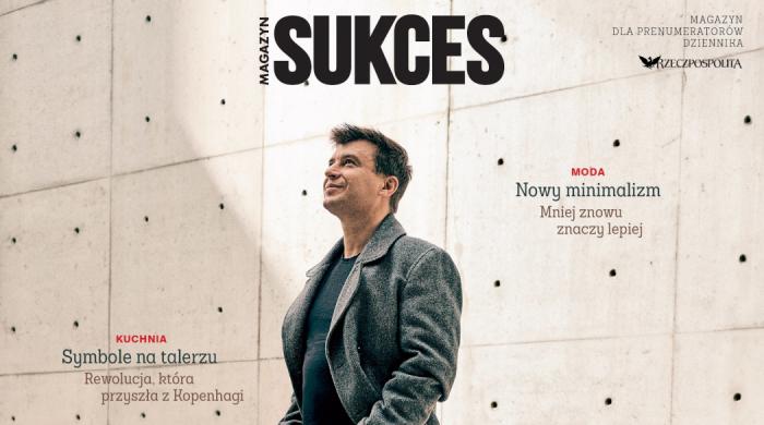 Premiera hybrydowej odsłony magazynu Sukces