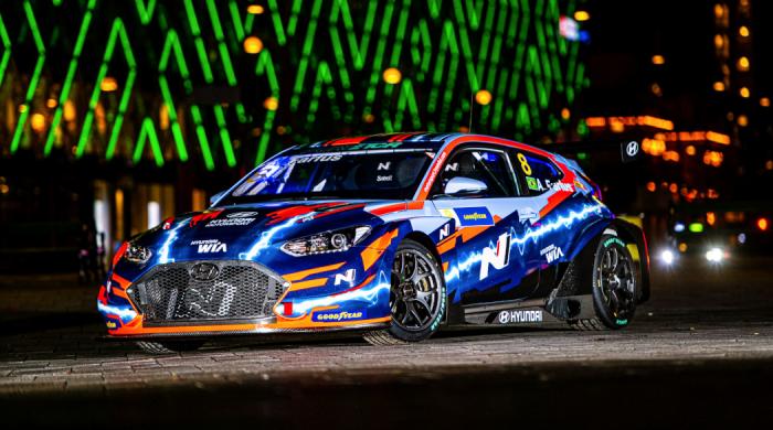 Nowa seria wyścigowa PURE ETCR w kanałach Eurosportu i Telewizji Metro