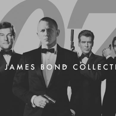 Agent 007 James Bond w HBO i Cinemax. Wszystkie filmy od grudnia w HBO GO