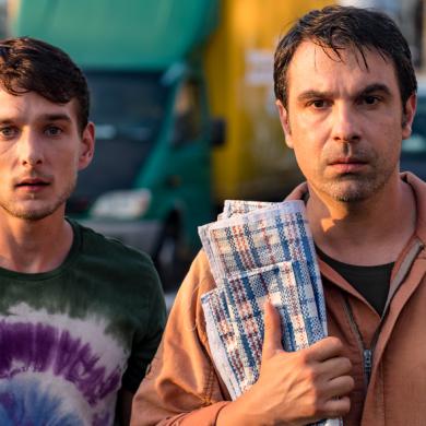 """Rumuński serial komediowy """"Trefny szmal"""" w HBO3 i HBO GO"""