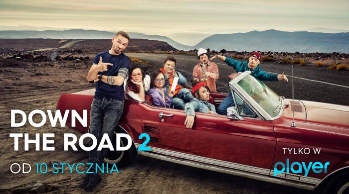 """Drugi sezon """"Down the Road"""" od stycznia w Playerze"""