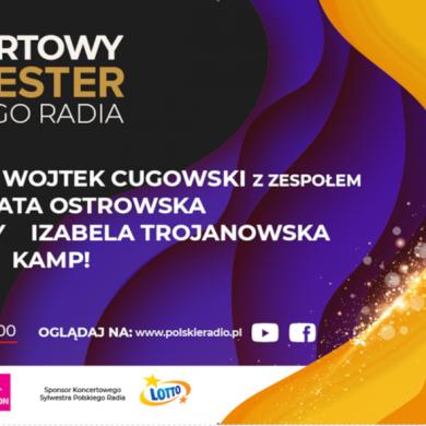Multimedialny koncert w internecie, specjalne audycje w rozgłośniach. Sylwestrowa oferta Polskiego Radia