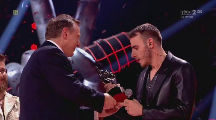 """Krystian Ochman zwycięzcą jedenastej edycji """"The Voice of Poland"""""""