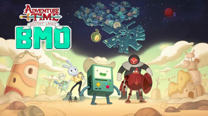 """Animacja """"Pora na przygodę: Odległe krainy"""" w grudniu na Cartoon Network"""