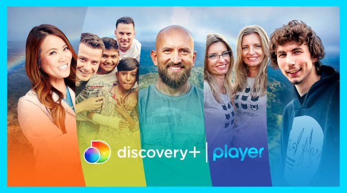 Kolekcja discovery+ w serwisie player.pl