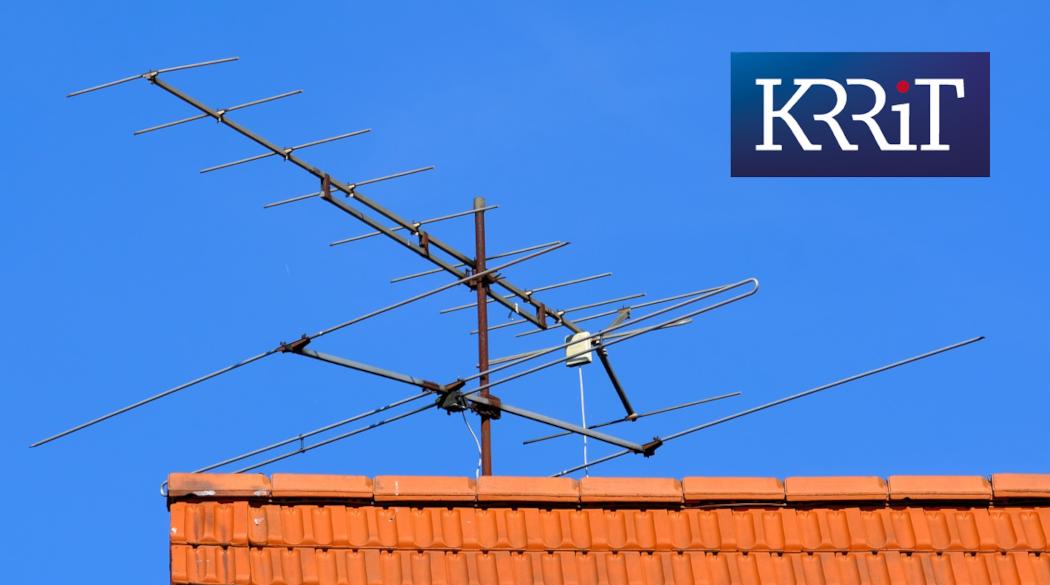 antena telewizji naziemnej