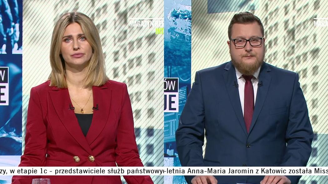 Agnieszka Ludwisiak-Wypior odchodzi z Superstacji. Mateusz Wojciechowski nowym reporterem