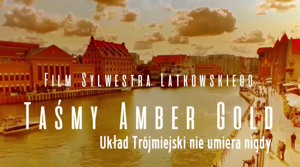 Taśmy Amber Gold