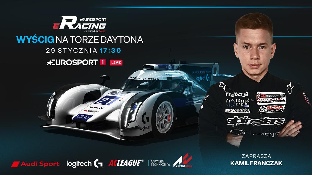 Wirtualny wyścig Daytona