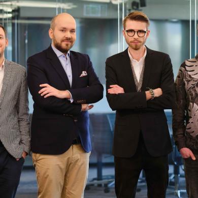 Szymon Jadczak, Patryk Słowik, Dariusz Faron i Patryk Michalski dołączą do Wirtualnej Polski