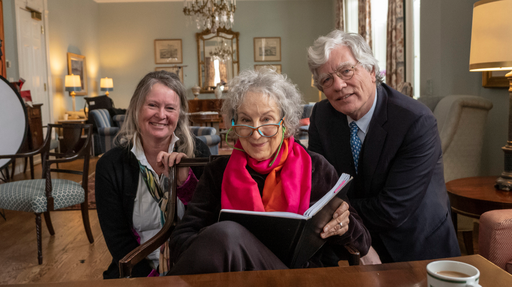 Film dokumentalny o poetce i pisarce Margaret Atwood w HBO i HBO GO