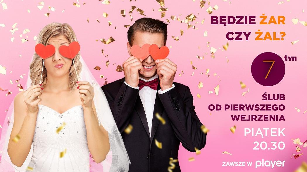 """Nowy sezon """"Ślubu od pierwszego wejrzenia"""" od 26 lutego w Siódemce"""
