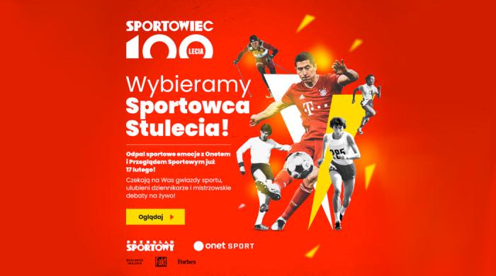 Plebiscyt Sportowca 100-lecia na 100-lecie Przeglądu Sportowego