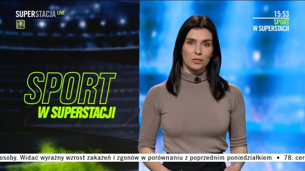 Agata Wojtkowiak i Bryan Kasprzyk przeszli z TVP3 Poznań do Superstacji