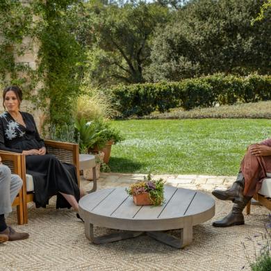 Rozmowa z Księciem Harrym i Księżną Meghan 8 marca w TVN24