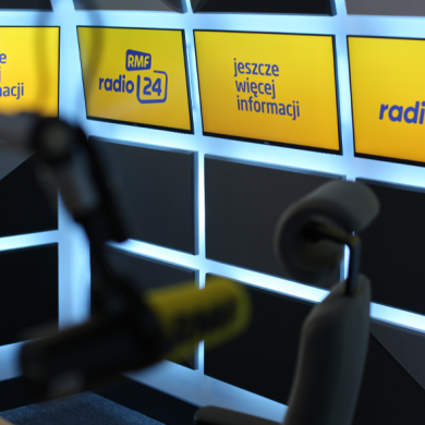 Startuje nowa stacja informacyjna – Radio RMF24.pl