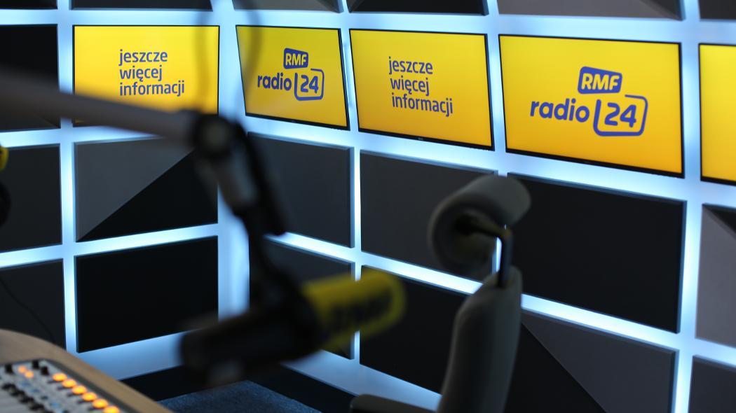 Radio RMF24 wydłuża pasmo na żywo