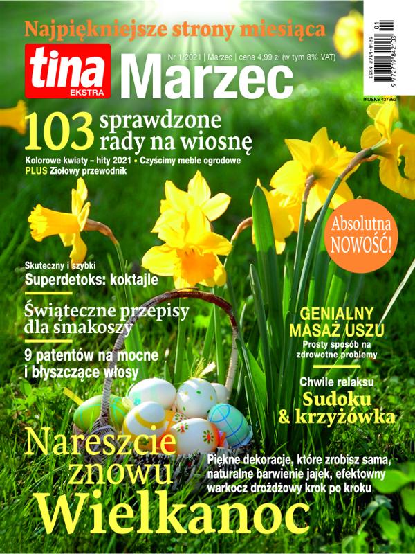 TINA Ekstra - marzec 1/2021