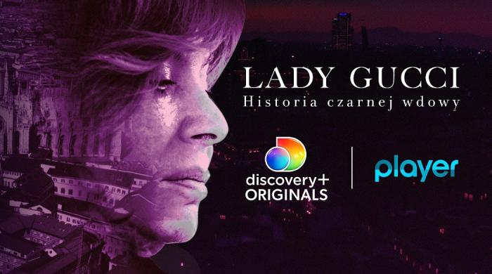 """""""Lady Gucci: Historia czarnej wdowy"""" w Player.pl"""