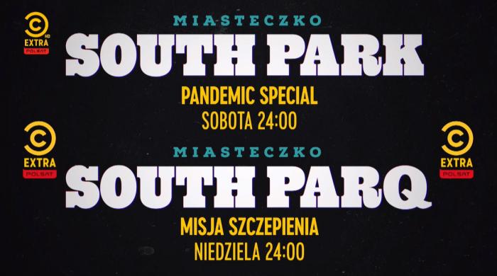 """""""Miasteczko South Park"""" z polskim dubbingiem w majówkę w Polsat Comedy Central Extra"""