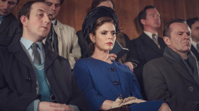 """Polityczny skandal oparty na faktach w serialu """"Proces Christine Keeler"""" na Epic Drama"""