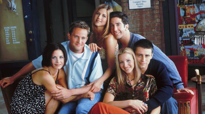 """Dziesięć sezonów serialu """"Przyjaciele"""" już w HBO GO"""