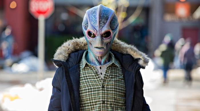 "Serial ""Resident Alien"" od kwietnia na FOX Comedy"
