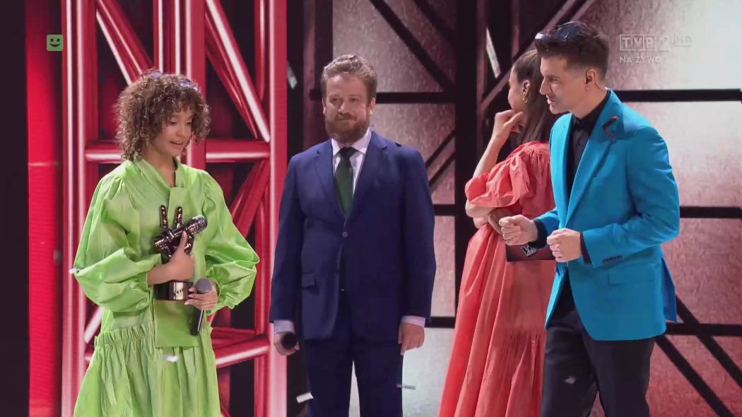 """Sara Egwu-James wygrała czwartą edycję """"The Voice Kids"""""""