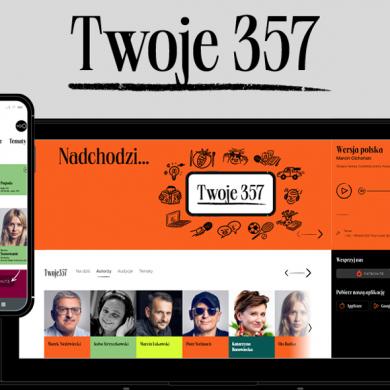 """""""Twoje 357"""" – rusza platforma podcastowa Radia 357"""