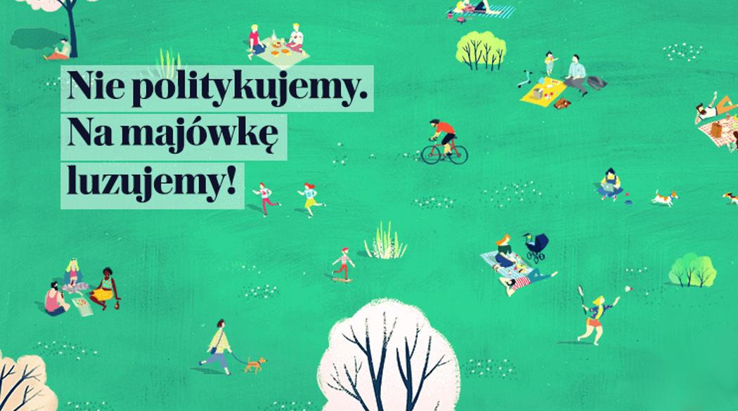 Majówka 2021 z Wyborcza.pl