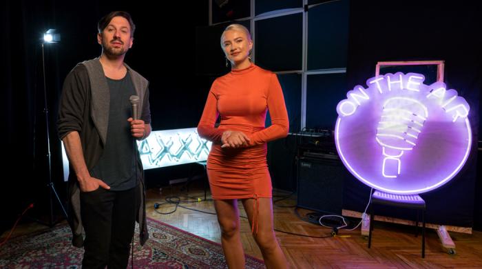 Natalia Nykiel i Kasia Łaska z hitami Disney'a na Dzień Dziecka w RMF MAXXX