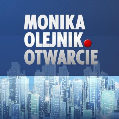 """""""Monika Olejnik. Otwarcie"""" w TVN24 GO"""