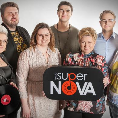 Radio SuperNova